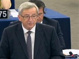Jean-Claude JUNCKER was elected President of the European Commission 5