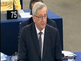 Jean-Claude JUNCKER was elected President of the European Commission 4