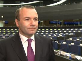 EU data protection agreement strikes the right balance, says EPP Group Chairman Manfred Weber