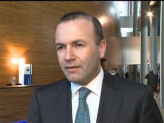 EPP Group Chairman Manfred Weber comments on a European Commission proposal to strengthen the EU's Frontex border agency