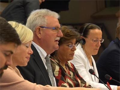 CETA accord, Iraq,  EU budget, InterRail, Tax fairness