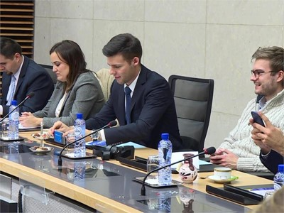 Young EPP members discuss future of Europe