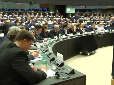 Building bridges in Parliament to elect Antonio Tajani as President