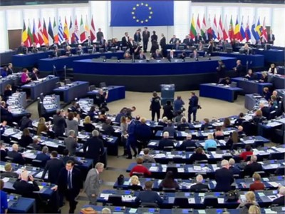 European Parliament mid-term elections, EPP Group-ALDE agreement, Malta's EU Presidency
