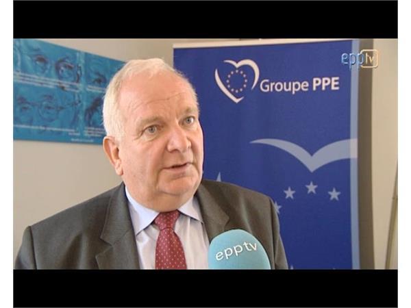 Chairman Joseph Daul on the German Court ruling