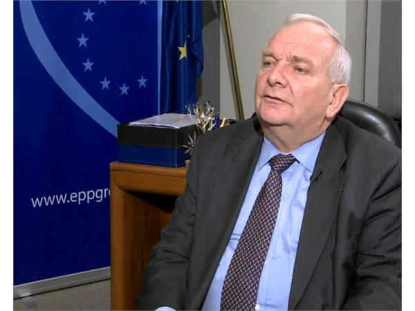 Glass is half full, but more reforms needed, EPP Group president says