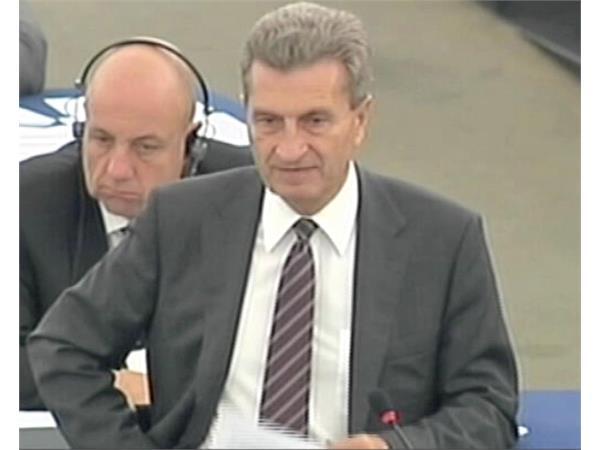 European Parliament plenary session round-up