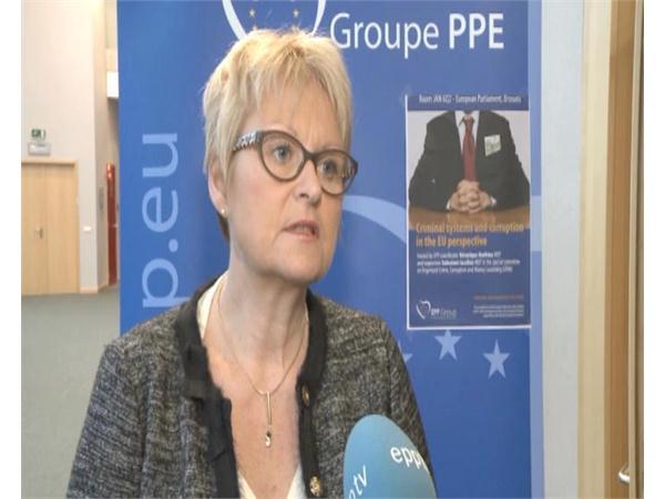 Fight crime with EU coordination, better training, evolving tactics