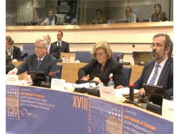 Event of the Week: EPP Parliamentary Leaders Summit