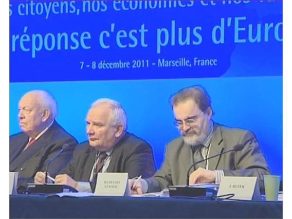 Joseph Daul Elected as the New EPP President