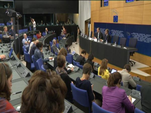 New European Parliament elects President and Vice-presidents; Debate on the future Stability and Growth Pact