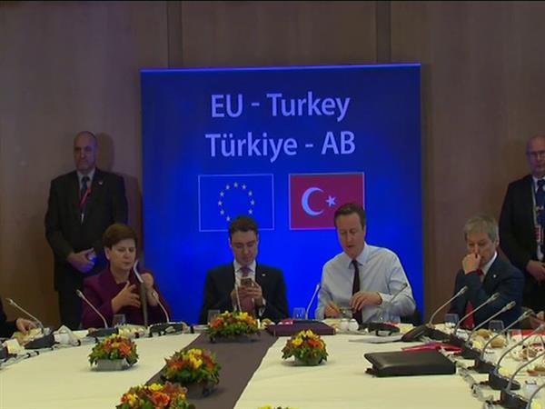 EU-Turkey summit - Women's rights - PNR vote delay