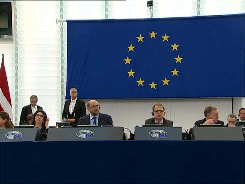 <b>EPP</b> TV Newsroom : A deal is a deal for European Parliament ...