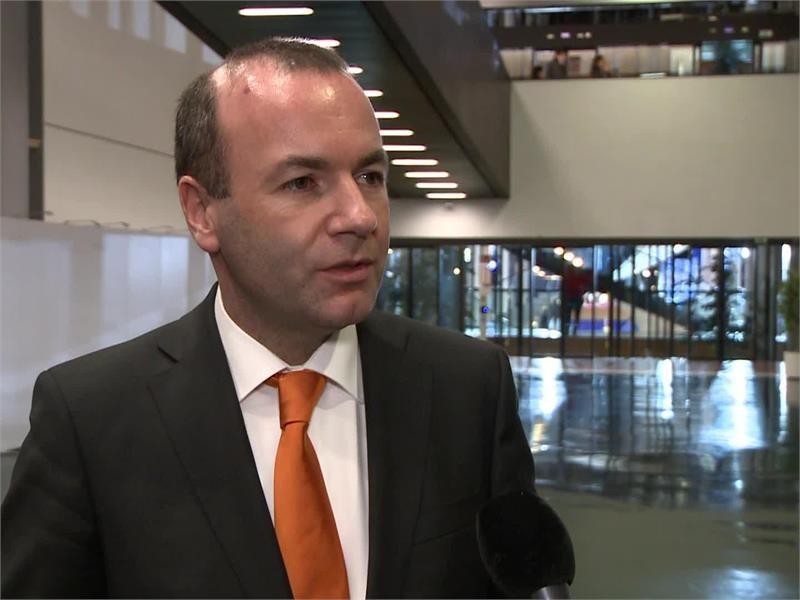 EPP TV Newsroom : <b>Manfred Weber</b> asks for an EP Counter ...