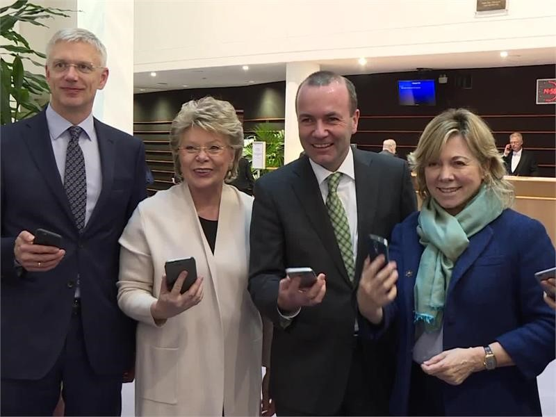 EPP TV Newsroom : EU roaming breakthrough to slash wholesale ...