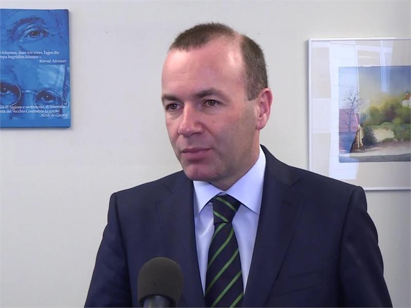 EU needs a fresh start for a better future, says <b>Weber</b>