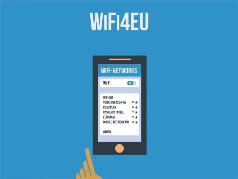 EU digital drive: free Wi-Fi and new rules on <b>content</b>