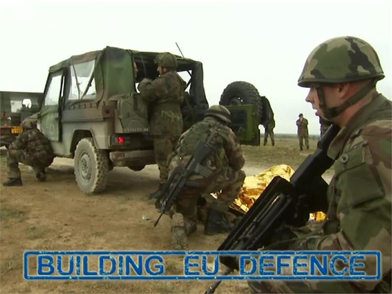 EPP TV Newsroom : EU defence, Turkey report, new Digital ...