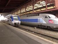 What is in the new legislative package to create a single European railway area?
