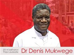 Sakharov Prize Ceremony: Dr. Denis Mukwege