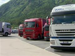 Limits to megatrucks and use of better cabins will improve safety on EU roads