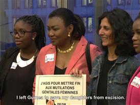 """""""My dream: being among the last women to endure female genital mutilation"""" (ready-to-air)"""