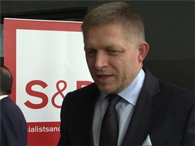 Slovakian Prime Minister Fico met with S&D MEPs for clarifications