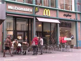 The EU investigates McDonald's tax regime and working conditions