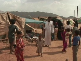 STOCK SHOTS - Yemen (humanitarian situation)