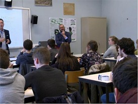 Learning EU at school to strengthen European citizenship (Ready-to-air)
