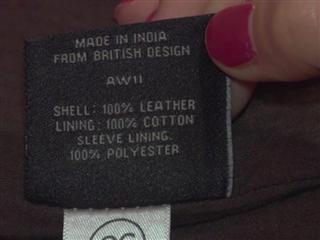 "Euro MPs win major victory to introduce a ""made in"" label on consumer goods"