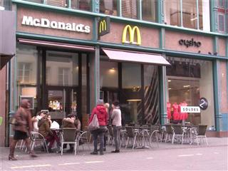 The EU investigates McDonald's tax regime and working conditions