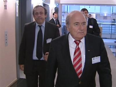 FIFA: Europe must pick up the torch of sports' integrity