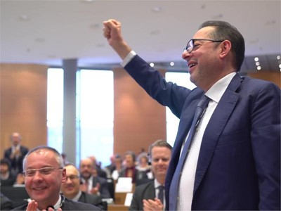 Gianni Pittella has today been confirmed president of the Socialists and Democrats Group
