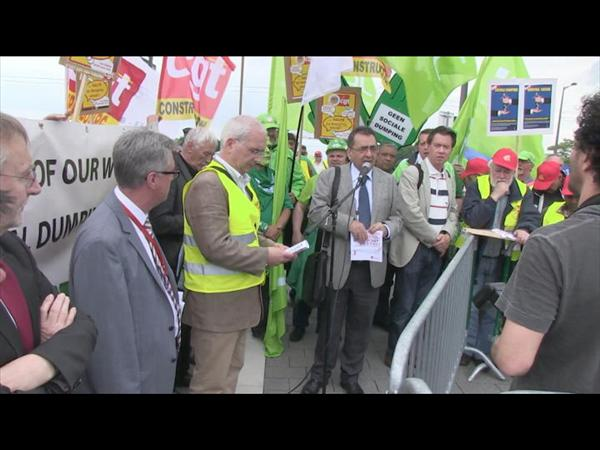 The Right and Greens united against workers