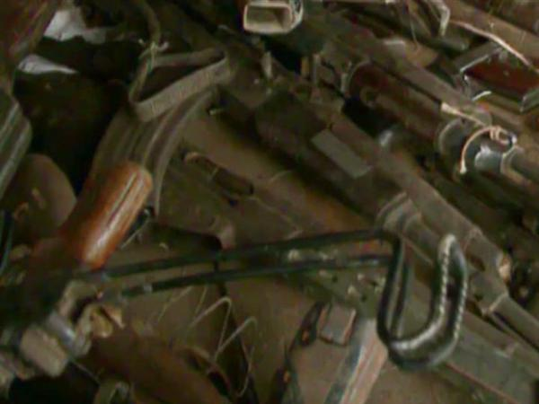 EU must lead global monitoring of arms trade