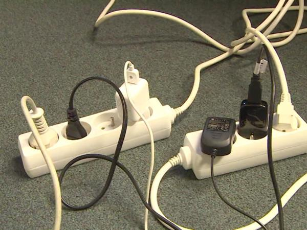 A Single Charger for All Electronic Devices