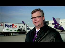 David Lange, Managing Director, FedEx Charter Operations