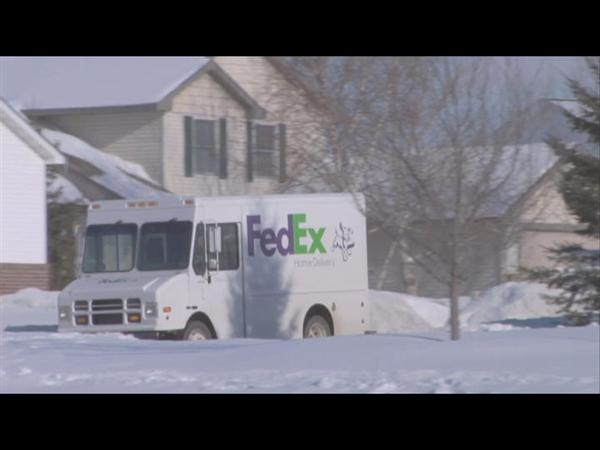 FedEx Prepares for Its Busiest Day in History