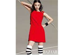 FILA Korea x CMST Collection Published by BAZAAR Magazine