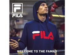 Roc Nation Sports Boxer Dusty Hernandez-Harrison Partners with FILA North America
