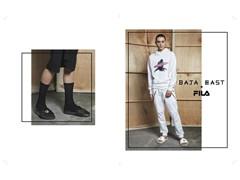 FILA Heritage Footwear Featured in Baja East Fall '16 RTW New York Fashion Week Show