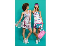 FILA and 2013 Wimbledon Champion Marion Bartoli Launch Limited-Edition Spring '16 Tennis Collection