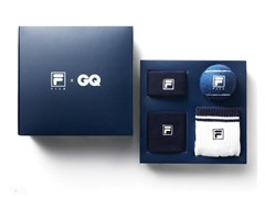 FILA Korea and GQ Magazine Collaborate on Special Edition Gift Box