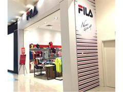 FILA Opens New Storefront in Malaysia