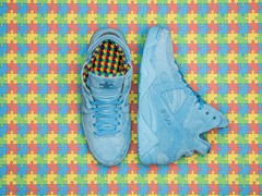 FILA North America Partners with Shoe City for Autism Awareness Collaboration