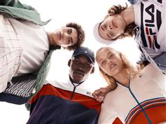 FILA and Urban Outfitters Continue Collaboration with an Exclusive Men's Collection & Dual-Gender Campaign