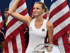 Congratulations to FILA Tennis Athlete Karolina Pliskova for Reaching the US Open Finals