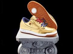 FILA and Premium Goods Strike Gold with the Original Tennis