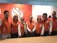 FILA Has Entered Into a Sponsorship Agreement with the Netherlands Olympic Committee